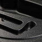 органайзер в нишу колеса Гранта 1