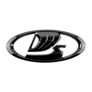Эмблема решетки радиатора LADA (нового образца)