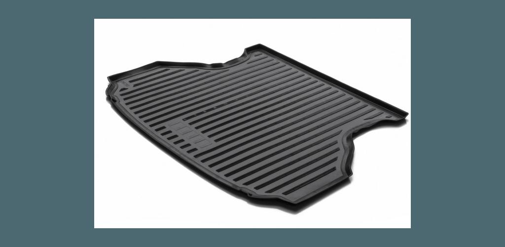 Полиуретановые коврики багажника Lada Granta лифтбек
