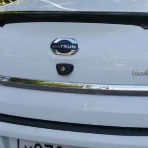 Накладка на задний бампер ArtForm для Datsun on-DO с 2014 г.в.