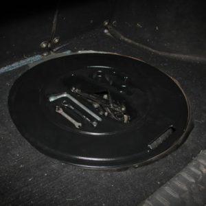 Органайзер верхний в нишу запасного колеса круглый ArtForm для LADA Kalina