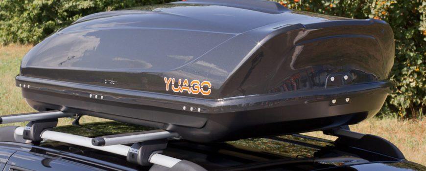 Автобокс YUAGO Avatar Euro: недорого - значит хорошо?